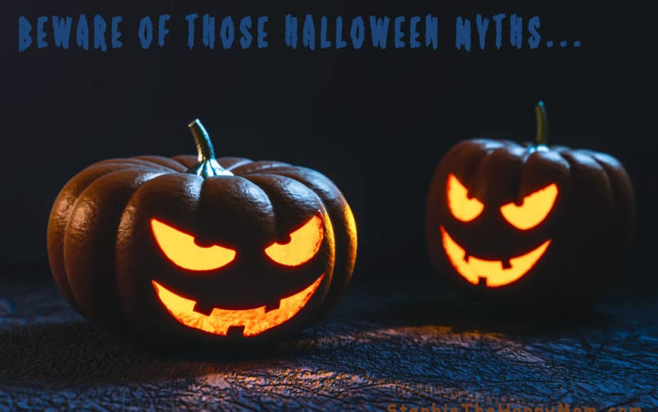 3 Halloween Myths Revealed…