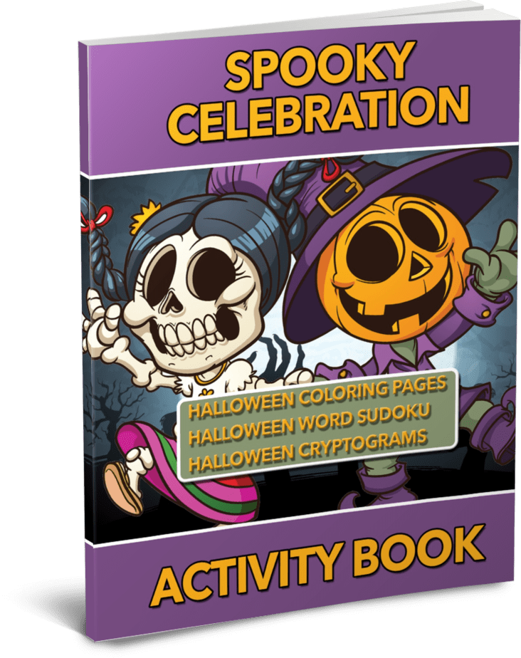 Spooky Celebration is pack with halloween fun activities