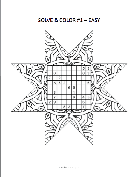 Start now with Sudoku Stars