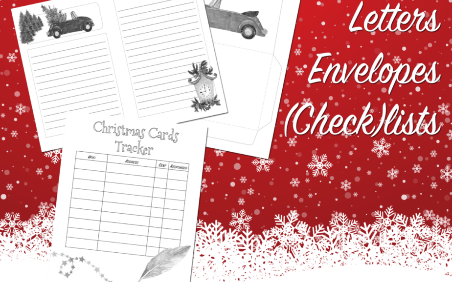 Color and Write Christmas Bundle (PLR)
