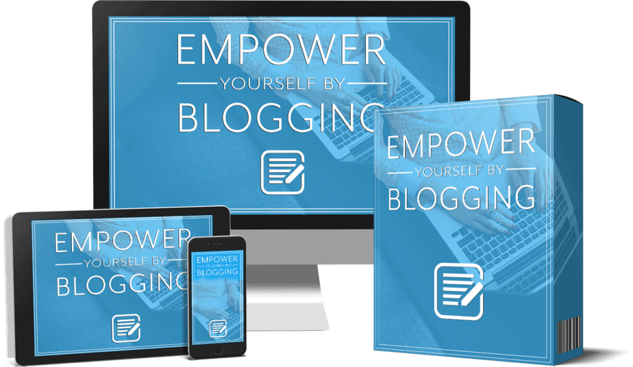 How to help yourself with a blog