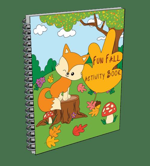 Falloween Fall Book