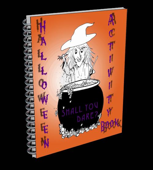 Faloween Halloween Book