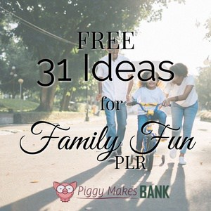 Free Family PLR Articles