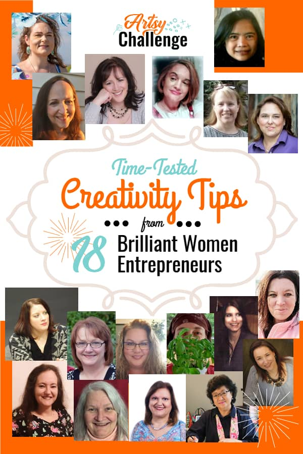 18 Women Entrepreneurs Share Their Creativity